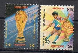 BANGLADESH - WORLD CUP FRANCE - COUPE DU MONDE - FOOTBALL - SOCCER - 1998 - - Bangladesh