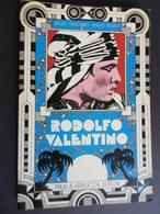 7) RODOLFO VALENTINO TRINCHERO / RUSSO 1975 Ed PRIULI & VERLUCCA 175 Pagine In Buono Stato Con Moltissime Illustrazioni - Cinema & Music