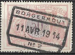 9S-552: TR35: BORGERHOUT // N°2 - Railway