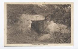 91--LARDY --LE DOLMEN    -- RECTO / VERSO-- B54 - Lardy