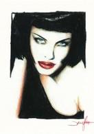 Cartes De Collection - Jennifer Janesko - Comic Image 40 - Pin Up - Autres Collections