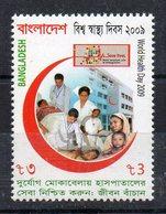 BANGLADESH - JOURNEE MONDIALE DE LA SANTE - WORLD HEALTH DAY - CROISSANT ROUGE - RED CRESCENT - 2009 - - Bangladesh
