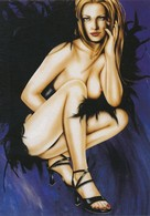 Cartes De Collection - Jennifer Janesko - Comic Image 46 - Pin Up - Other