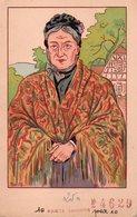 93Maj   Illustrateur Frantz Carte Exemplaire Commercial Numéroté (échantillon) Pas Courant - Ilustradores & Fotógrafos