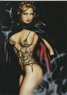 Cartes De Collection - Jennifer Janesko - Comic Image 52 - Pin Up - Other