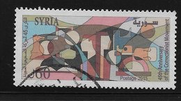 Syria 2015 Chess Schaken; Used With Chessknight - Syrie