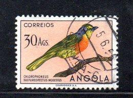 APR235 - ANGOLA 1951 , 30 Ags Yvert N. 349  Usato  (2380A) . - Angola