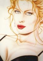 Cartes De Collection - Jennifer Janesko - Comic Image 61 - Pin Up - Other