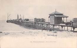 Afrique > Sénégal -Wharf De RUFISQUE (- Cpa  Dos:SIMPLE-  Editions: Fortier Dakar N° 64) * PRIX FIXE - Senegal