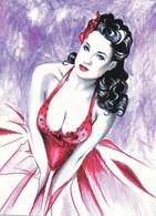 Cartes De Collection - Jennifer Janesko - Comic Image 66 - Pin Up - Autres Collections