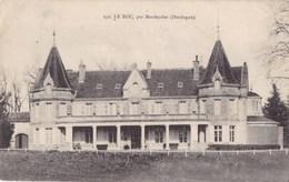 LE ROC - Par Mouleydier - France