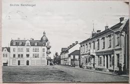 Sweden 1920 Sköfde Sandtorget - Svezia