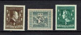 LIECHTENSTEIN...1944...MNH - Unused Stamps