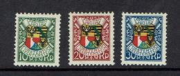 LIECHTENSTEIN...1927...MNH - Liechtenstein