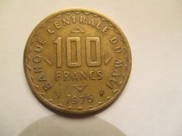 Mali: 100 Francs 1975 - Mali (1962-1984)
