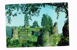 Le Château.Expédié à Deurne. - La-Roche-en-Ardenne