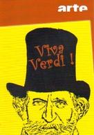 "Carte Postale  ""Cart'Com"" (2000) - Arte - Viva Verdi ! - Musique Et Musiciens"