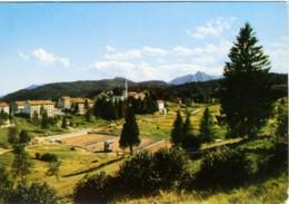 TONEZZA DEL CIMONE  VICENZA   Panorama  E Impianti Sportivi  Campi Da Tennis - Vicenza