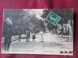 CPA - Javron - Grande-Rue - Autres Communes