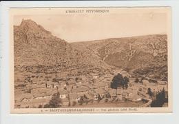 SAINT GUILHEM LE DESERT - HERAULT - VUE GENERALE COTE NORD - Autres Communes