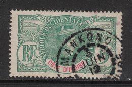 Cote D'Ivoire - Ivory Coast - Yvert 24 Oblitéré MANKANO - Scott#24 - Côte-d'Ivoire (1892-1944)