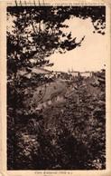 07 .. LA LOUVESC .. VUE PRISE DU FOND DE LA VALLEE D'AY ... 1935 - La Louvesc