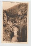 SAINT GUILHEM LE DESERT - HERAULT - LES GORGES DE L'HERAULT - VUE DES CASCADELLES - Autres Communes