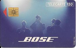 CARTE-PUBLIC-120U-10/92 -F-301-SERIE BOSE-TROMPETTE-2 Droit-N°A 2A6847--UTILISE-TBE- - France