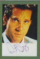 STEVE GUTTENBERG In Person Signed Photo AUTOGRAPHE / AUTOGRAMM  10/15 Cm - Autographes