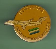 AVION *** SIERRANATIONAL AIRLINES *** 0003 - Luftfahrt