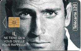 CARTE-PUBLIC-F519.972-120U-GEMA-10/94-2e Logo-PACO RABANNE-N° Espacés -UTILISE-TBE - France