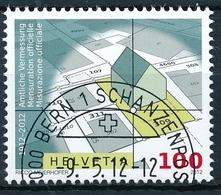 1434 / 2254 Sauber Mit ET-Stempel BERN 1 SCHANZENPOST - Usati