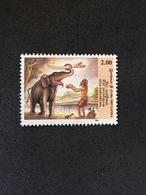 SRI LANKA. MNH. D0802A - Elefantes