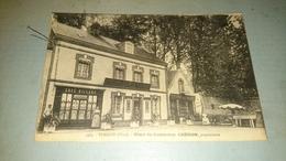 Cpa Tuboeuf Hôtel Cheron - Autres Communes