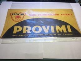 Calot Chapeau Publicitaire Papier Alimentation Animale PROVIMI - Publicités