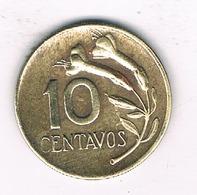 10 CENTAVOS 1969  PERU /3237/ - Peru