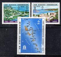 APR240 - NUOVE EBRIDI NEW HEBRIDIS 1976, Yvert N. 435/437 *** (2380A) . - Nuovi