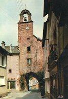 Villecomtal - Tour De L ' Horloge - Other Municipalities