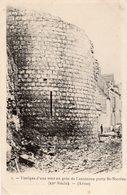 Arras - Vestige D'une Tour En Grès De L'ancienne Porte St-Nicolas - Arras