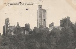 CPA - Environs De LIMOGES - CHALUCET (Côté Ouest) - Vue D'ensemble Du Côté De La Ligoure - Cachets LIMOGES - Frankrijk