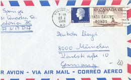 Viktoria 1966 Eisberg Buy Canada Saving Bonds - 1952-.... Règne D'Elizabeth II