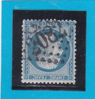 N° 22  GC  2082   LONS-le-SAUNIER / 38- JURA - REF 14616 - 1862 Napoleon III