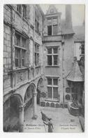 (RECTO / VERSO) ORLEANS EN 1912 - N° 834 - ANCIENNE MAISON AGNES SOREL - MUSEE JEANNE D' ARC - CPA VOYAGEE - Orleans