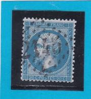 N° 22  GC  2145 A   LYON Les TERREAUX  / 68- RHONE - REF 14616 - 1862 Napoleon III