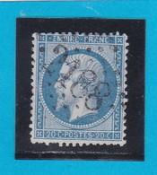 N° 22  GC  2188    LE MANS   / 71- SARTHE - REF 14616 - 1862 Napoleon III