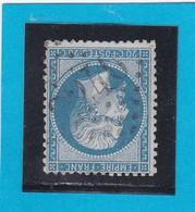 N° 22  GC  2240    MARSEILLE   / 13- BOUCHES DU RHONE - REF 14616 - 1862 Napoléon III