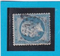 N° 22  GC  2502    MONTPELLIER   / 33- HERAULT - REF 14616 - 1862 Napoleon III