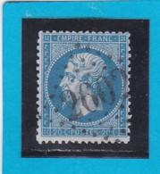 N° 22  GC  2602    NANTES   / 42- LOIRE INFre - REF 14616 - 1862 Napoleon III