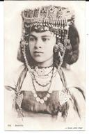 Cpa Naïlette . / Correspondance De Départ : Oudjda . - Marokko