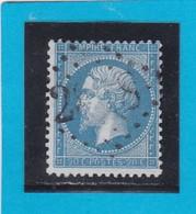 N° 22  GC  2818    PERPIGNAN   / 65- PYRENEES ORIENTALES - REF 14616 + Variété - 1862 Napoleon III